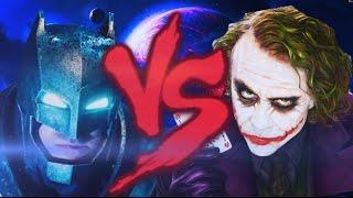 Batman VS. Coringa | Duelo de Lendas