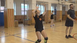 Frenštátští volejbalisté přibírají nové děti