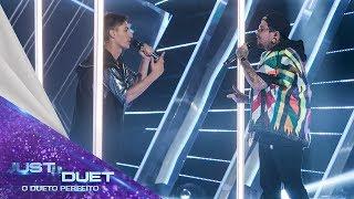 Agir e Cruz | Semi-Final 3 | Just Duet - O Dueto Perfeito
