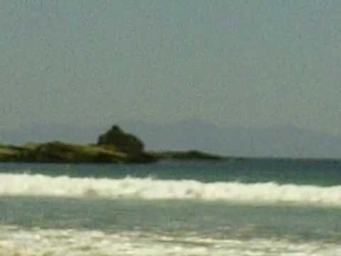 surfing playa madera in Nicaragua