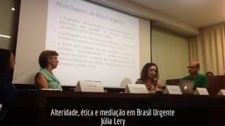 Alteridade, ética e mediação em Brasil Urgente