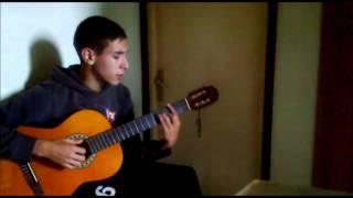 Estoy hecho de pedacitos de ti - Antonio Orozco Cover Miguel Junco