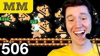"Morning Mario #506 - ""Extreme Castle Dash & Bash!"""