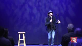 Frank Traynor  Stand up at Glendale Laughs Festival 2017