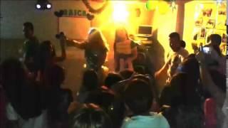Cover Swing da Calypso - Xonou Xonou - Grajaú - 18/10/14