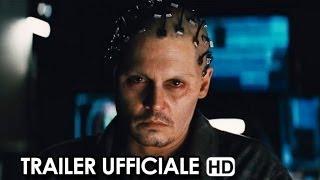 Transcendence Trailer Ufficiale Italiano (2014) - Johnny Depp Movie HD