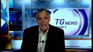 TG NEWS CANALE 2 NOTIZIE DEL 25 MAGGIO 2021