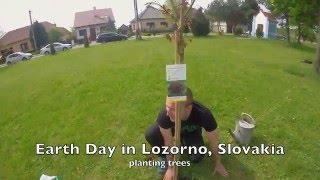 Earth Day in Lozorno Slovakia