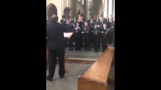 Rose Responses Part 3 - Ampleforth Abbey. DCYC