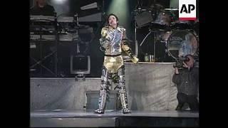 Michael Jackson - Scream - HIStory Tour Bremen 1997 - HQ [HD]