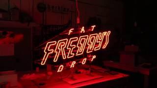 Fat Freddy's Drop BAYS Neon