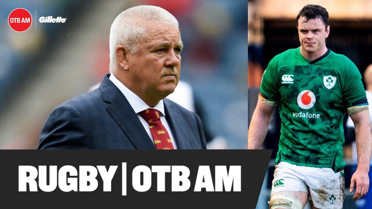 LIONS PREVIEW | Lions vs Lions | Unpredictable Gatland | Courteny Lawes | Ireland vs Japan