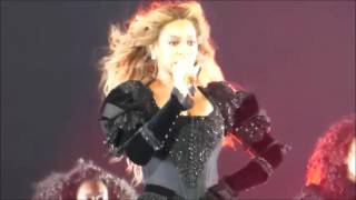 Beyoncé - Run the world live - Formation world tour 2016