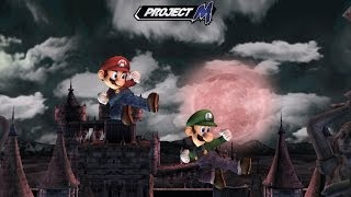 [Project M] TAS Mario vs TAS Luigi