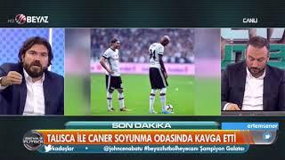Rasim Ozan Kütahyalı:Caner Erkin 3 büyük kulüpte de dayak yiyen futbolcu olarak tarihe geçmiştir :D