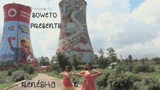 Kathak Dance at the Soweto Towers| Your Eyes- Black Coffee ft. Shekhina (Tabla Remix)