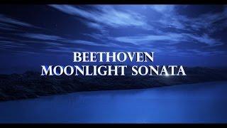 Beethoven - Moonlight Sonata Music Video | Relaxing Visuals