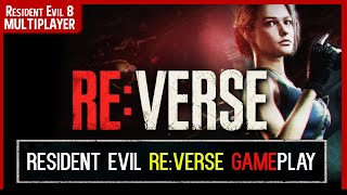 Here are two hours of gameplay footage from Resident Evil: Re-Verse