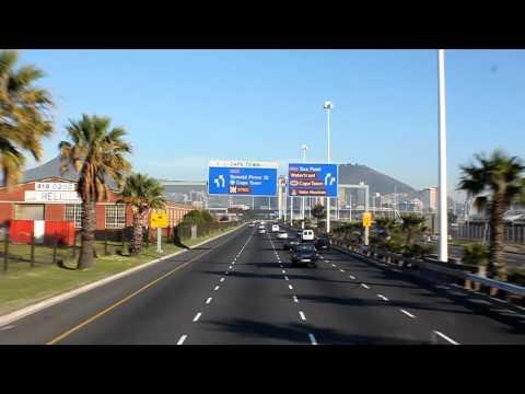 Arrivée Cape Town.MOV