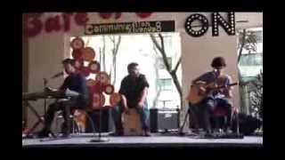 Olafur Arnalds - A Hundred Reason (SEND Acoustic Cover) , Live @ UPH Communication Avenue 2014