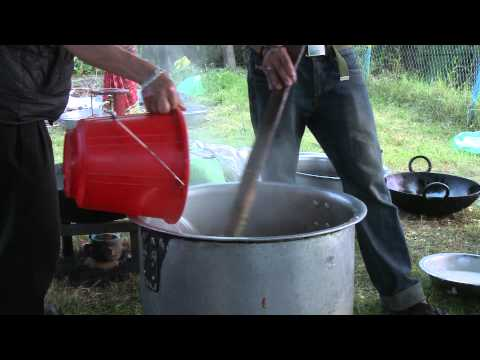 Cooking for celebration party – SOS Children's Village Kavre