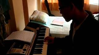 con óleo de alegria - Juan Carlos en el piano