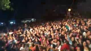 """ADRIANA LUA, ARCO DE BAÚLHE, 6/09/2014 TOUR """"A FESTA COMEÇOU"""""""