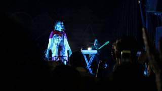 Daya (live)- Hide Away- Irving Plaza- 2-21-17