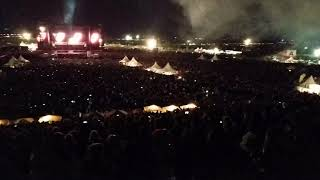 95.000 people leaving Spielberg after Rolling Stones No Filter concert