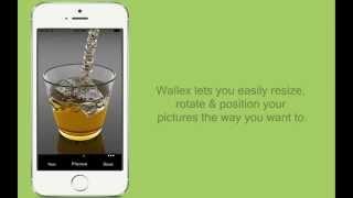 Wallex - Fix your iOS7 wallpaper