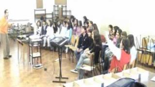 Tu Gitana (Ensaio) Abril 2006