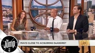 Would DeAndre Jordan be good fit on the Mavericks? | The Jump | ESPN