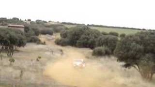 Rallysprint de Blancas 2008