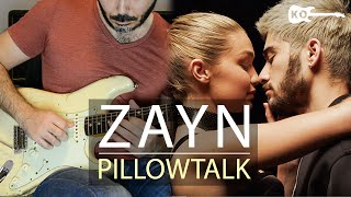 Zayn Malik - Pillowtalk - Electric Guitar Cover by Kfir Ochaion