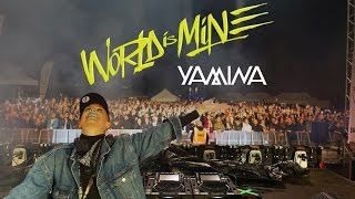 Yamina - WORLD IS MINE w/ TIMMY TRUMPET (AUS) ✘ RIO XXL | 2017-04-28