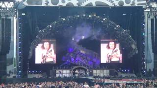 AC/DC - Angus Young Strips - The Jack - Live Download Festival 2010 - Donington [HQ]