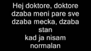 DJ Krmak - Doktore (Lyrics)