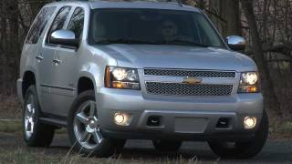 2012 Chevrolet Tahoe - Drive Time Review with Steve Hammes