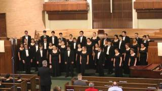 State MPA NHS April 24th 2015 Chamber Singers #3