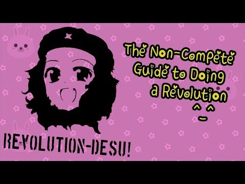 You say you want a revolution? (reupload)