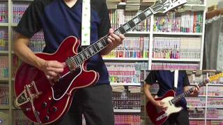【TAB】 MONOEYES - Roxette - Guitar Cover (゜ω゜)