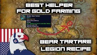 Bear Tartare Item World Of Warcraft