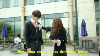 (Sub español) JUNGGIGO (정기고) – TOO GOOD (아까워) (FEAT. MINWOO OF BOYFRIEND) - Hi! School: Love On OST.
