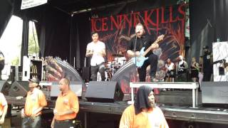 Ice Nine Kills - Hell In The Hallways