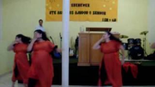 (mais alto)  coreografia fernandinho