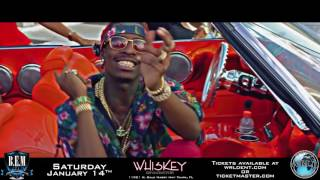 Rich Homie Quan | Live in Tampa | 1-14-17 | Whiskey North