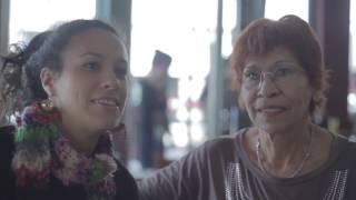 Un dia con La Yegros en Buenos Aires