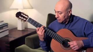 Tu Mi Delirio - Bolero Jazz- Guitar Solo - Intermediate Version Cesar