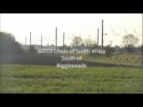60009 Union of South Africa.8/12/2012