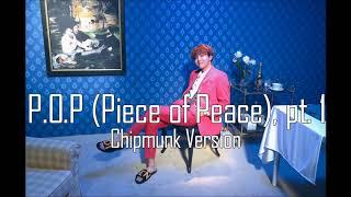 J-Hope - P.O.P (Piece of Peace), pt. 1 [Chipmunk Version]